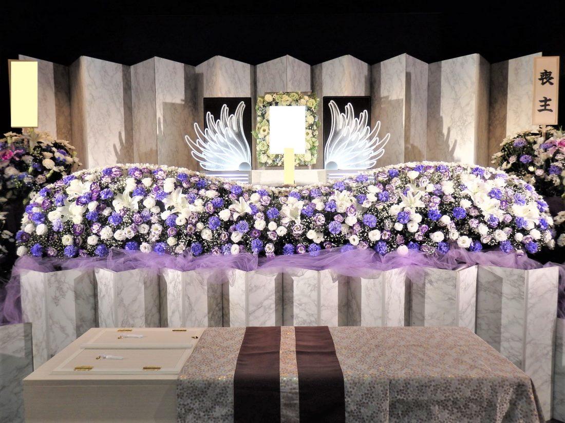 八王子市斎場 家族葬