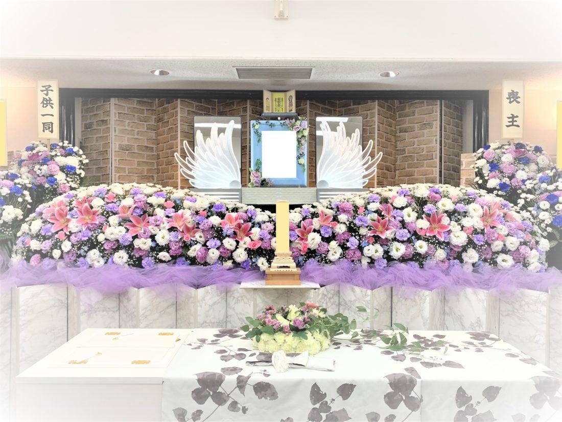 南多摩斎場 家族葬プラン